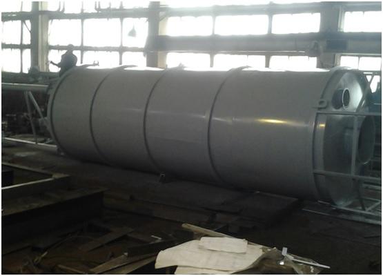 Силос для цемента на 42 тн